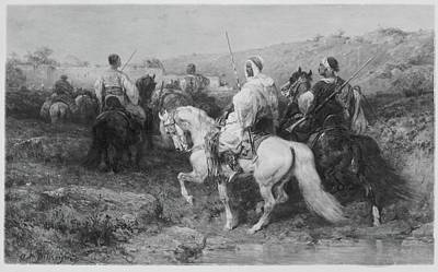Arabs On The March Original