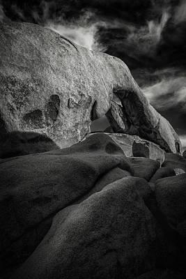Arch Rock Photograph - Arch Rock by Joseph Smith