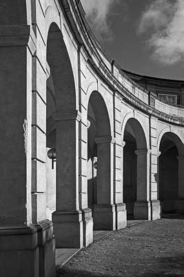 Photograph - Arches by Inge Riis McDonald