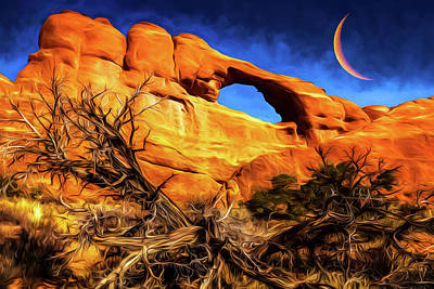 Beers On Tap - Arches National Park 76 by Mike Penney
