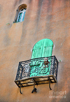Photograph - Architecture Collioure France IIi by Chuck Kuhn