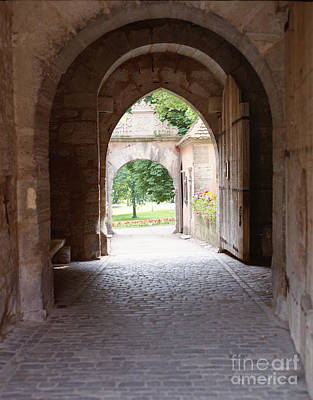 Photograph - Archways by John Bowers
