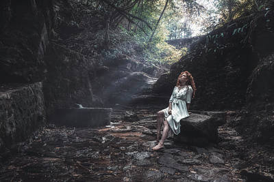 Photograph - Aretusa by Traven Milovich