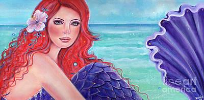 Ariella  Original by Renee Lavoie
