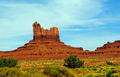 Photograph - Arizona Monument Valley by Tikvah's Hope