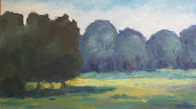Arkansas Meadow Art Print by Sharon Franke