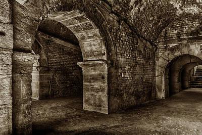 Photograph - Arles Roman Amphitheatre France_dsc5370_16 by Greg Kluempers