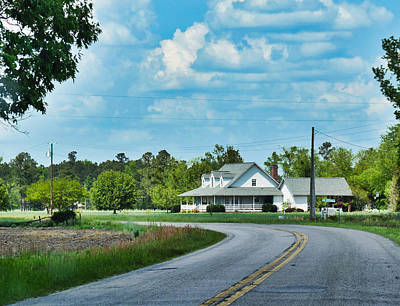 Photograph - Around The Bend by Linda Brown