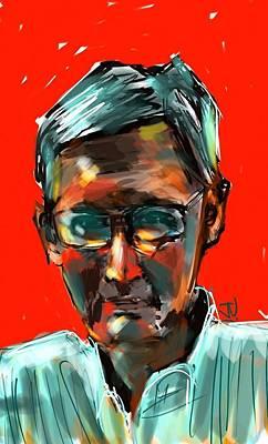 Painting - Arturo by Jim Vance