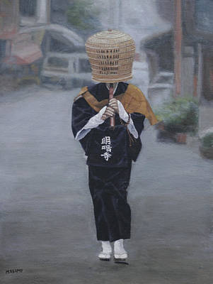 Painting - Aruki Bokukan by Masami Iida