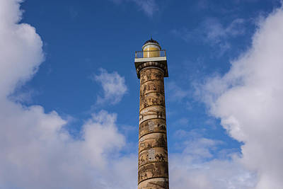 Photograph - Astoria Column by Robert Potts