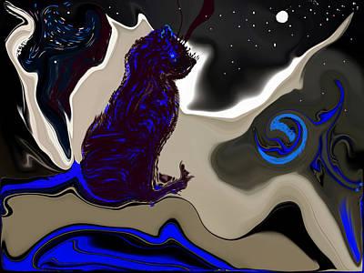 Astrology Class Art Print by Sherri's - Of Palm Springs