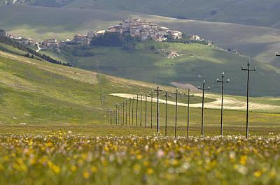 Photograph - Parko Nazionale Dei Monti Sibillini, Italy 2 by Dubi Roman