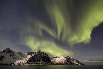 Thomas Berger Photograph - Aurora Borealis by Thomas Berger