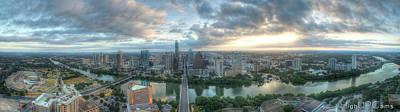 Photograph - Austin Cityscape by Andrew Nourse