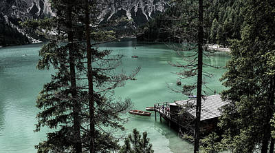 Photograph - Austrian Beauty by Ales Krivec