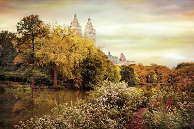 Photograph - Autumn At San Remo by Jessica Jenney
