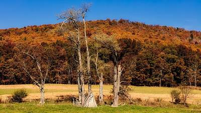 Photograph - Autumn In West Virginia by L O C