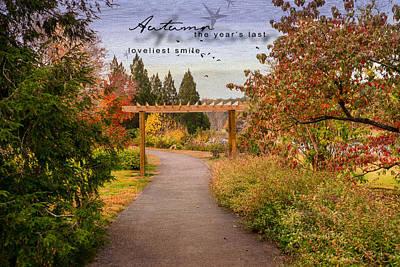 Autumn Original by Mary Timman