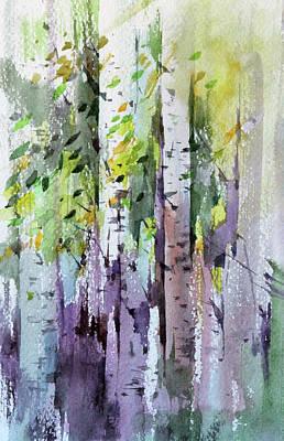 Painting - Autumn by Natalia Eremeyeva Duarte