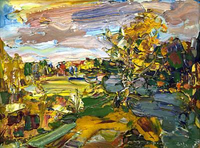 Autumn Original by Nikolay Malafeev