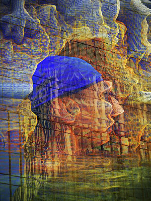 Digital Art - Awake by Skip Hunt