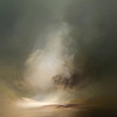 Tonalism Painting - Awakening by Lonnie Christopher