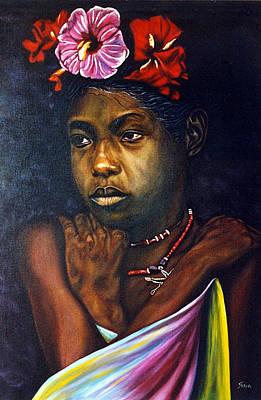 Painting - Awakening by Shahid Muqaddim