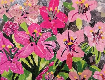 Azalea Original by Natalie Driggs