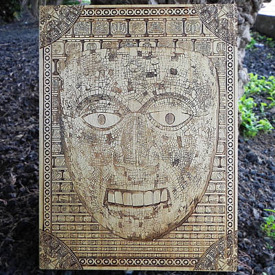 Aztec Mask Original
