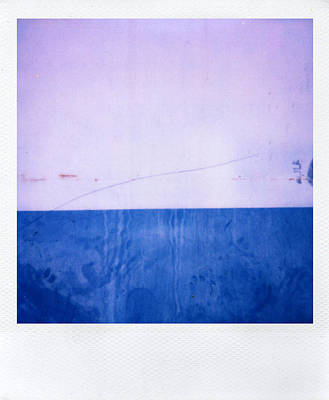 Photograph - Azul by Alex Conu