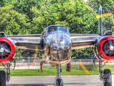 Photograph - B - 25 Mitchell by David Bearden