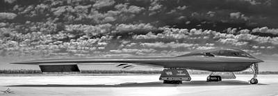 Photograph - B2 Spirit by Philip Rispin