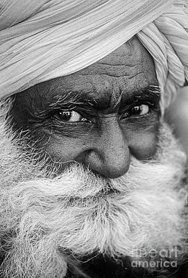 Photograph - Baba Ji - Pushkar, India by Craig Lovell