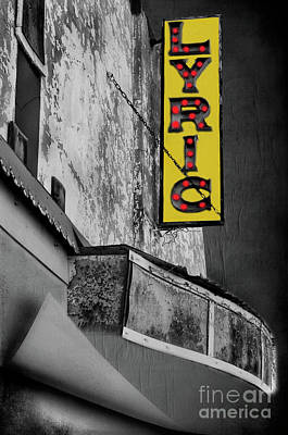 Historical Signs Photograph - Back In Time by Bob Christopher