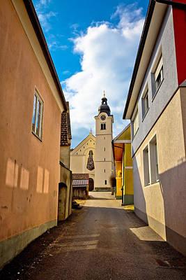 Photograph - Bad Sankt Leonhard Im Lavanttal Church by Brch Photography
