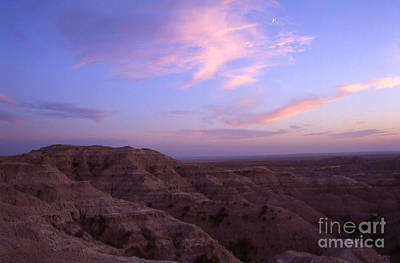 Photograph - Badlands by Timothy Johnson