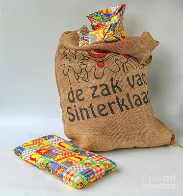 Photograph - Bag Of Sinterklaas by Patricia Hofmeester