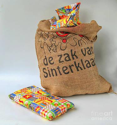 Photograph - Bag Of Sinterklaas by Patricia Hofmeester