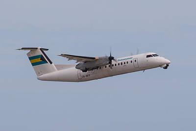 Photograph - Bahamas Air by Dart and Suze Humeston