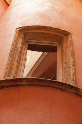 Photograph - Balcony Window by John Magyar Photography