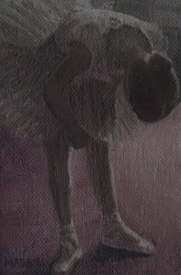 Painting - Ballerina by Masami Iida