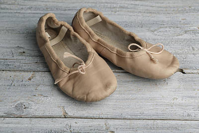 Ballet Shoes Photograph - Ballet Shoes by Nailia Schwarz