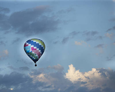 Photograph - Balloons 16 by Rebecca Cozart