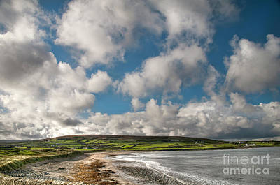 Mayo Photograph - Ballycastle Bay by Marion Galt