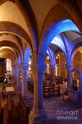 Bamberg Photograph - Bamberg Cathedral, Bavaria by Helmut Meyer zur Capellen