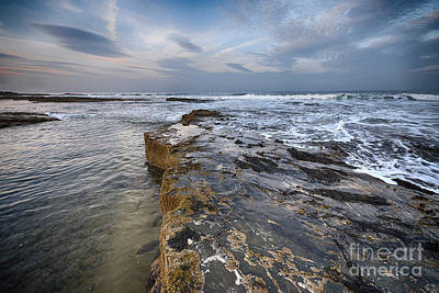 Northumberland Photograph - Bamburgh Beach by Smart Aviation