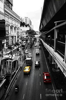 Photograph - Bangkok Street by Charuhas Images