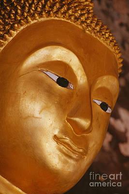 Bill Brennan Photograph - Bangkok, Wat Suthat by Bill Brennan - Printscapes