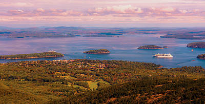 Photograph - Bar Harbor Maine by Sherman Perry